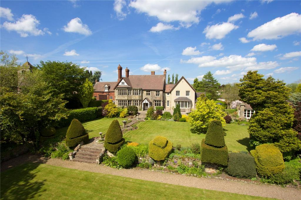 7 Bedrooms Detached House for sale in Church Lane, Little Wenlock, Shropshire