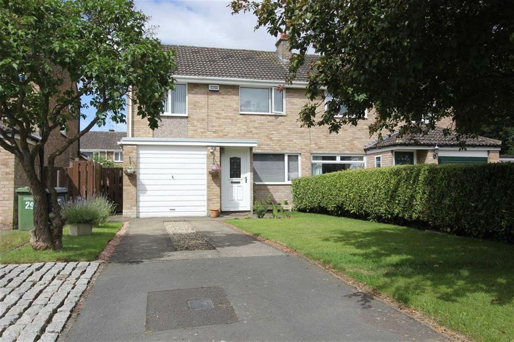 3 Bedrooms Semi Detached House for sale in Riversdene, Stokesley