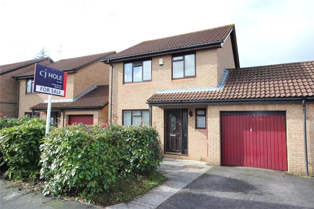 3 Bedrooms Link Detached House for sale in Lysander Walk, Stoke Gifford, Bristol, BS34