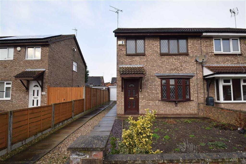 3 Bedrooms Semi Detached House for sale in Greenhow Close, Hull, HU8