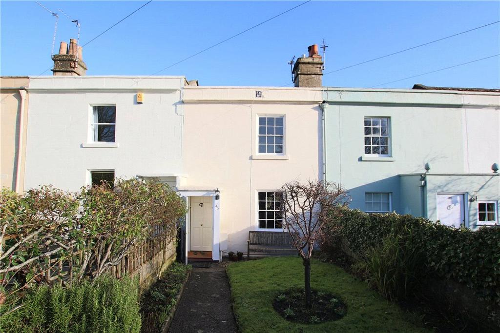 2 Bedrooms Terraced House for sale in Richmond Place, Bath, Somerset, BA1