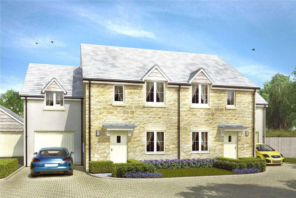 3 Bedrooms Semi Detached House for sale in St James' Gate, Broadway, Ilminster, Somerset