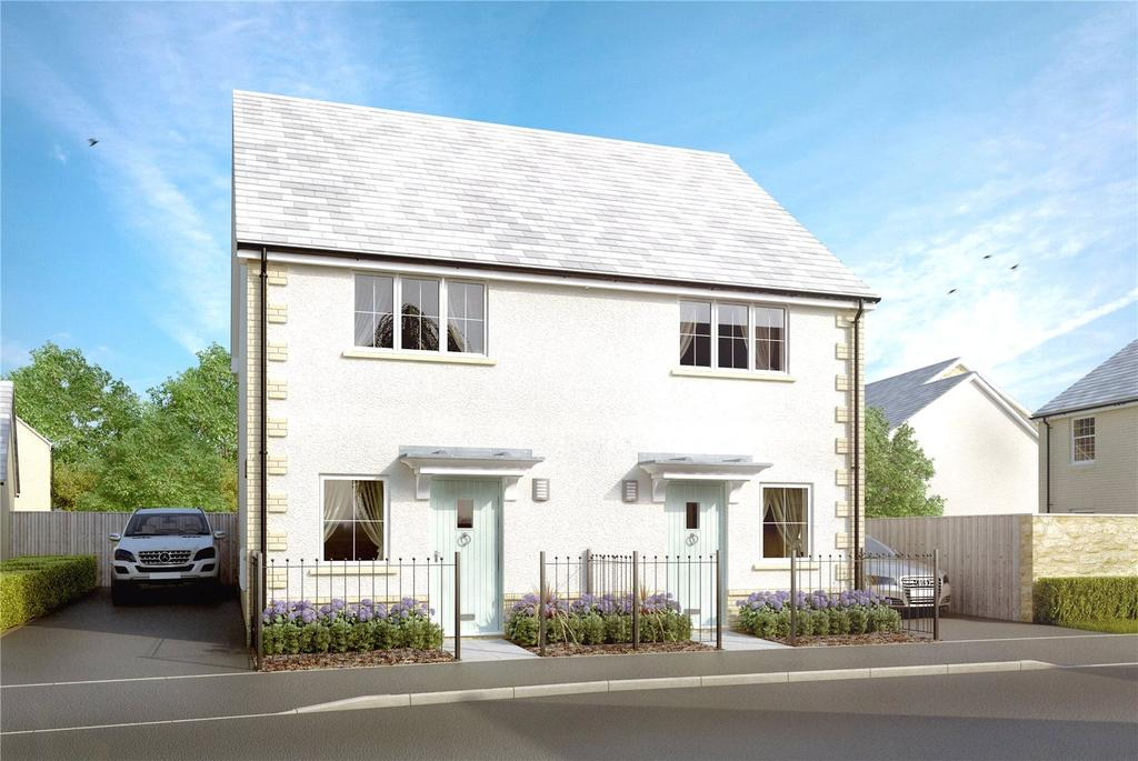 2 Bedrooms Semi Detached House for sale in St James' Gate, Broadway, Ilminster, Somerset