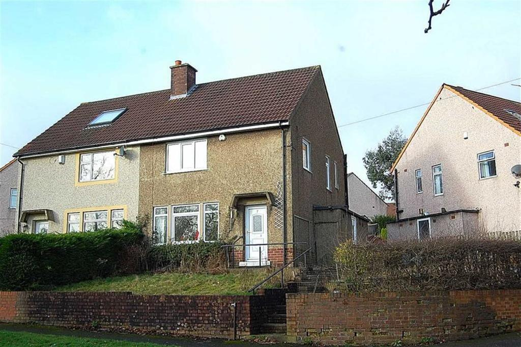 3 Bedrooms Semi Detached House for sale in Forest Crescent, Illingworth, Halifax, HX2
