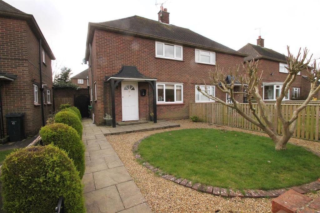 2 Bedrooms Semi Detached House for sale in Mcalpine Crescent, Loose, Maidstone
