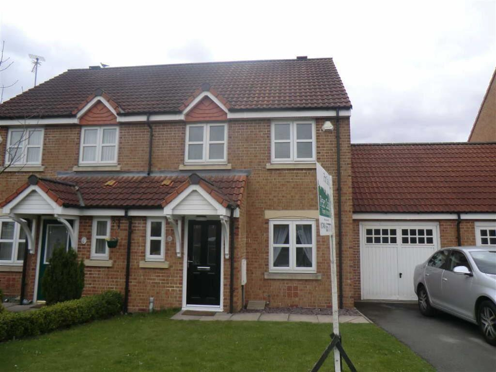 3 Bedrooms Semi Detached House for sale in 17a, Dean Park, Ferryhill