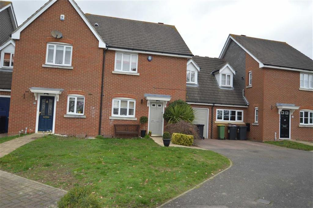 3 Bedrooms Terraced House for sale in Victory Lane, Ashingdon, Essex