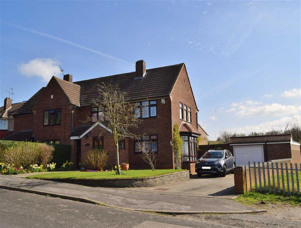 3 Bedrooms Semi Detached House for sale in Upland, Beechenlea Lane, BR8