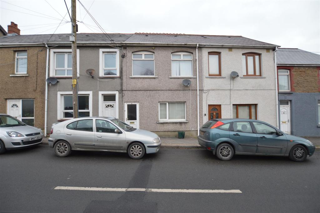 2 Bedrooms Terraced House for sale in Lower Brynamman