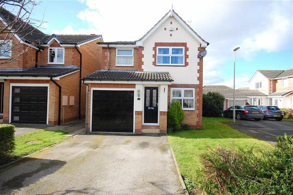 3 Bedrooms Detached House for sale in Bond Ings Rise, Sherburn-In-Elmet, Leeds, LS25