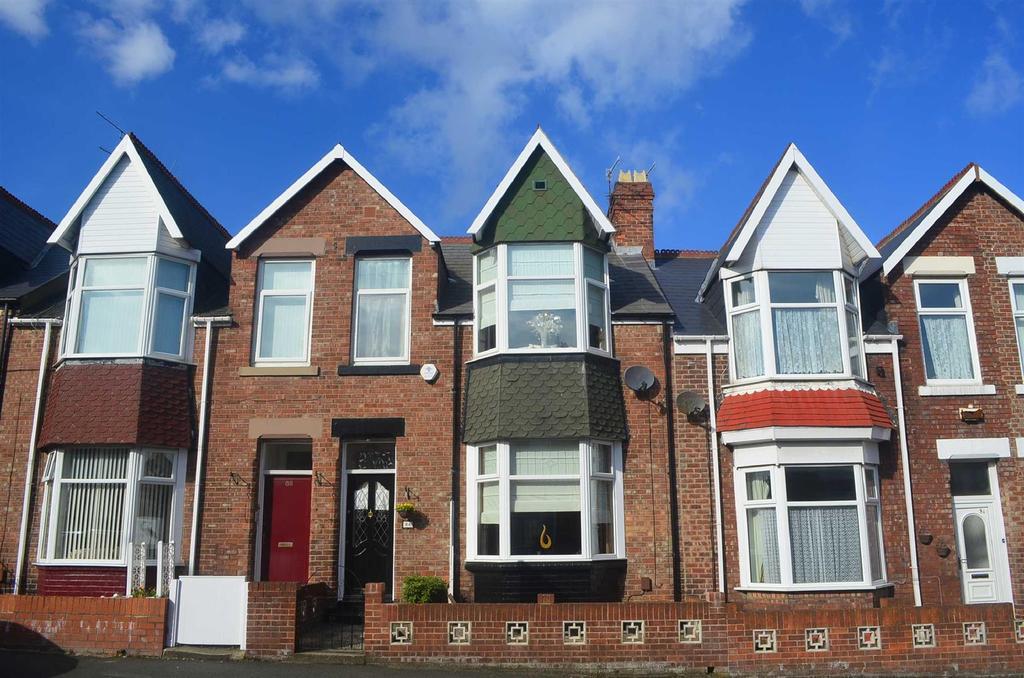 3 Bedrooms Terraced House for sale in Cleveland Road, High Barnes, Sunderland