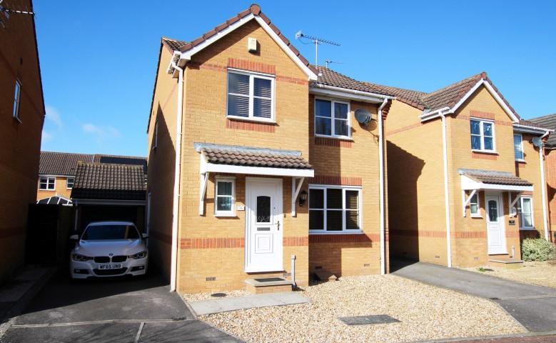 3 Bedrooms Detached House for sale in Broadoak Road, Bridgwater TA6