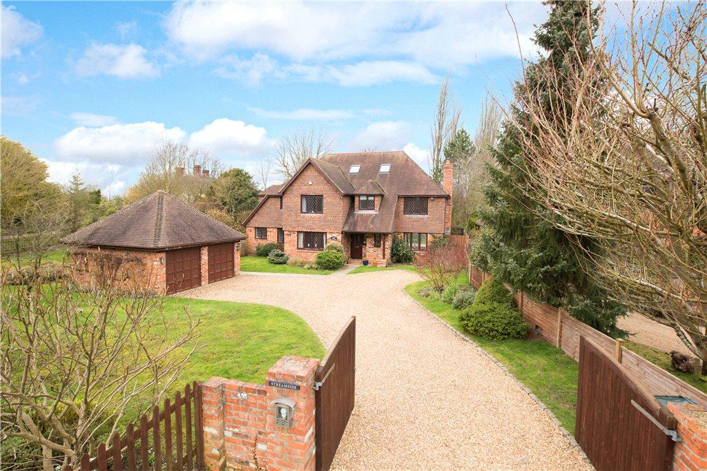 6 Bedrooms Detached House for sale in Bledlow Road, Saunderton, Princes Risborough, Buckinghamshire