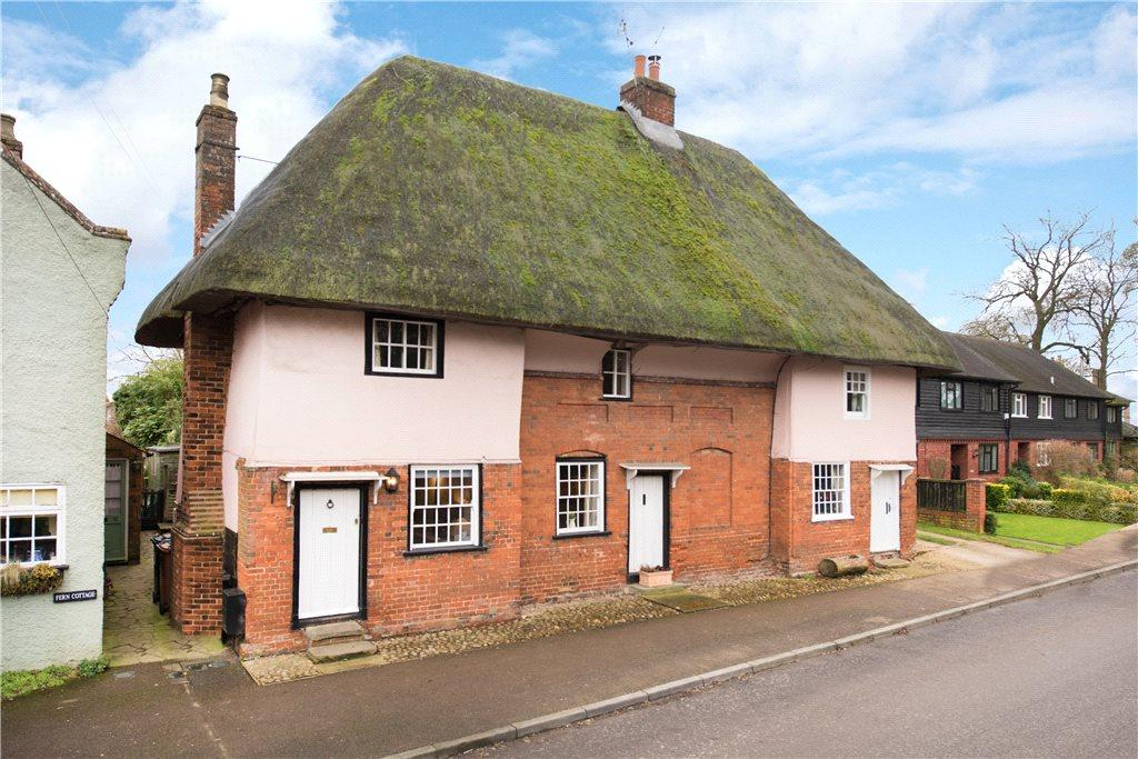 2 Bedrooms Unique Property for sale in High Street, Barkway, Royston, Hertfordshire