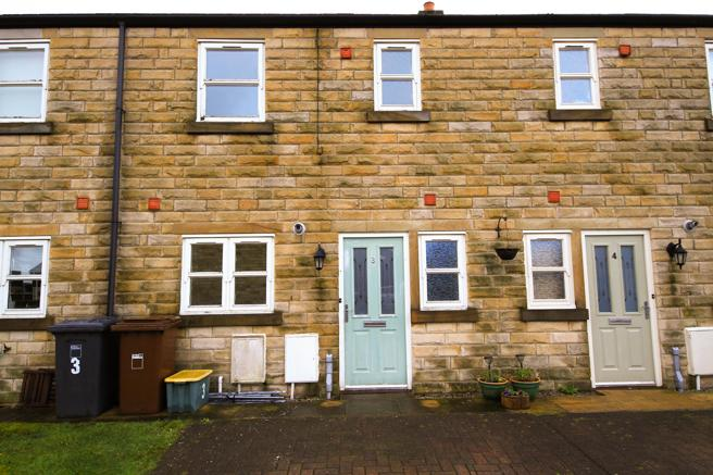 3 Bedrooms Mews House for sale in Cornmill Place, Barnoldswick BB18