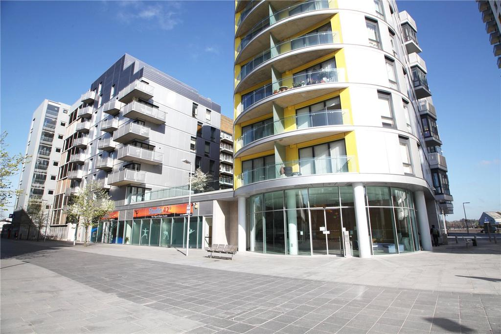 1 Bedroom Flat for sale in Halcyon, Chatham Place, Reading, Berkshire, RG1