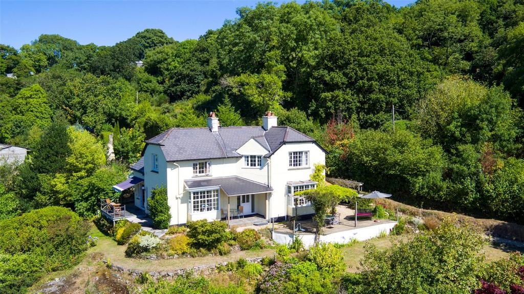 5 Bedrooms House for sale in Mapstone Hill, Lustleigh, Newton Abbot, Devon, TQ13