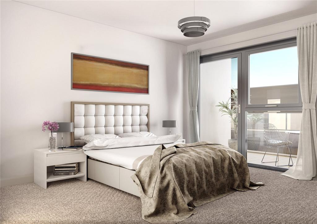 2 Bedrooms Flat for sale in Park Place, Stevenage, SG1