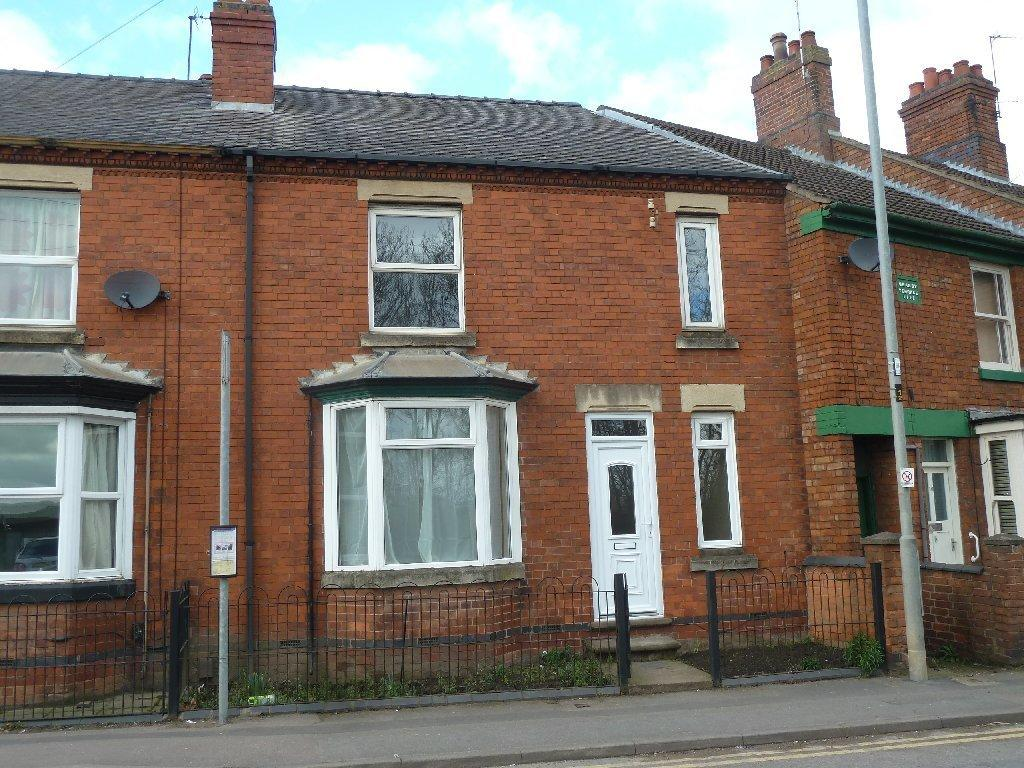 3 Bedrooms Terraced House for sale in Thorpe Road, Melton Mowbray