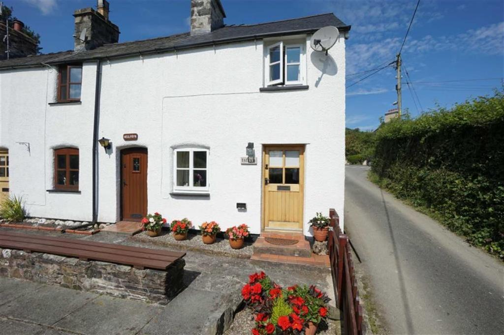 2 Bedrooms Cottage House for sale in Tai Newyddion, Gwytherin, Abergele