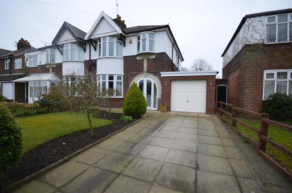 3 Bedrooms Semi Detached House for sale in St. Helens Road, Rainford, St. Helens