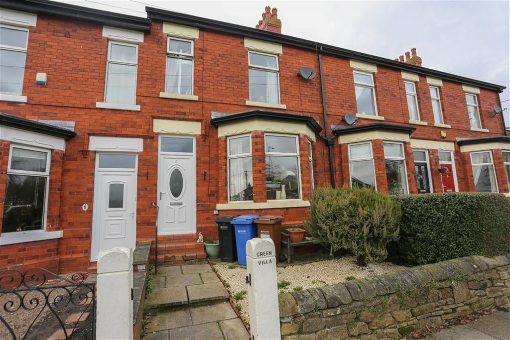 3 Bedrooms Terraced House for sale in Barnsfold Road, Marple, Cheshire