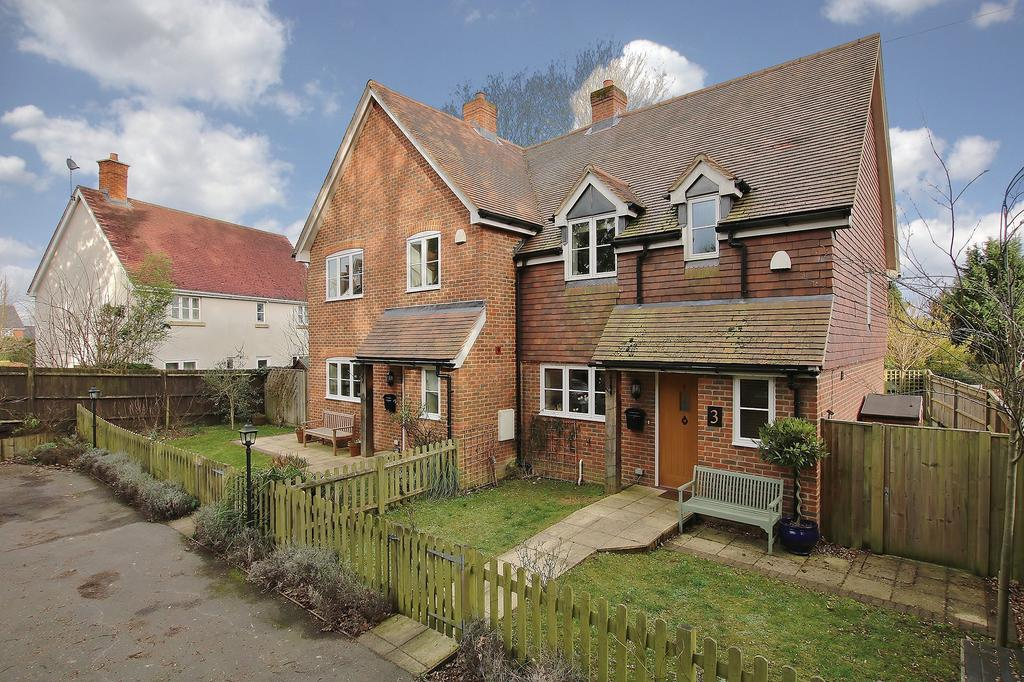 2 Bedrooms Semi Detached House for sale in Sutton Scotney, Winchester
