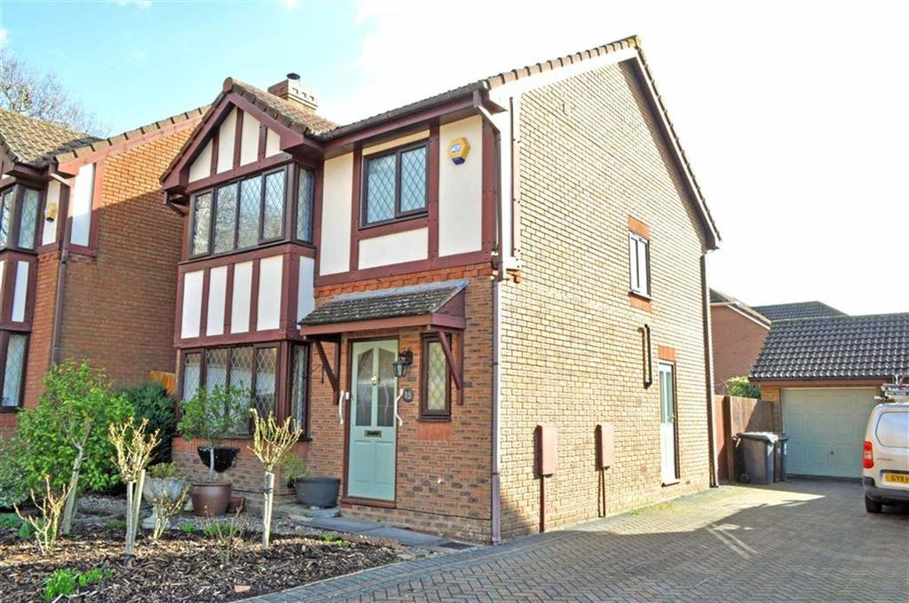 3 Bedrooms Detached House for sale in Hailsham
