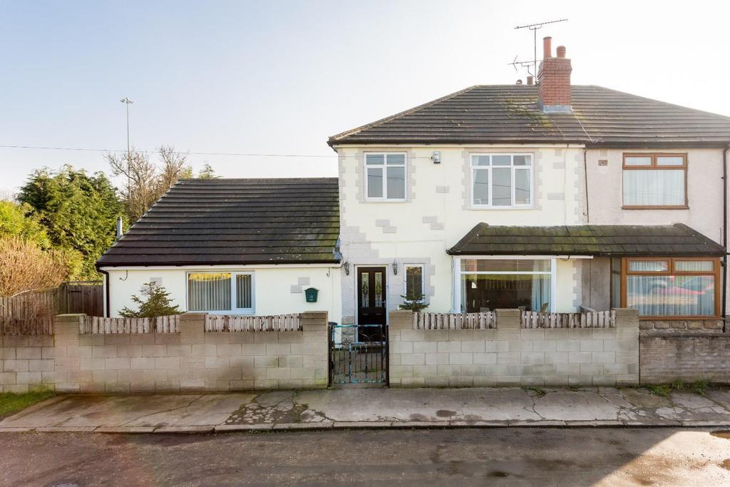 3 Bedrooms House for sale in Glebelands, Knottingley
