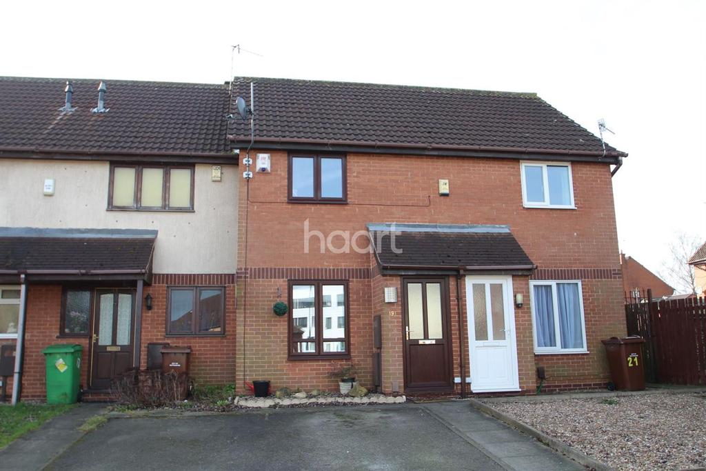 1 Bedroom Terraced House for sale in Towlsons Croft, Basford