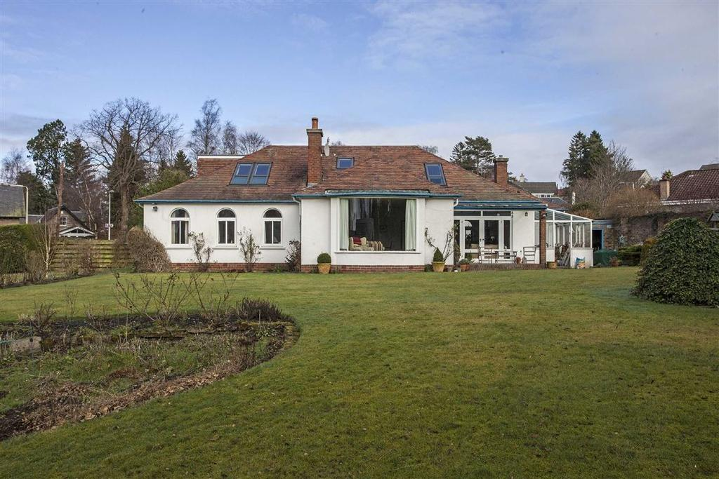4 Bedrooms Detached House for sale in Hatton Road, Perth, Perthshire