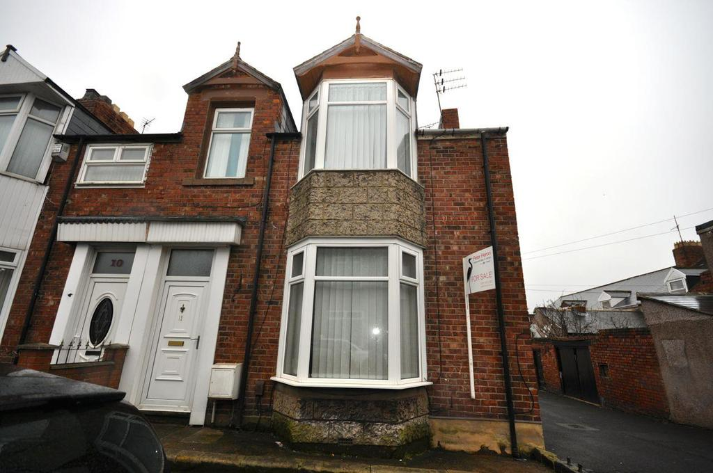 3 Bedrooms End Of Terrace House for sale in Chester Street East, Millfield, Sunderland