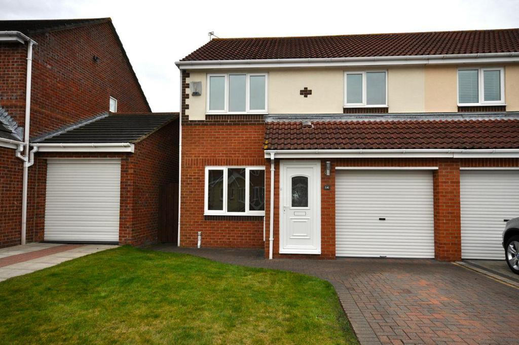 3 Bedrooms Semi Detached House for sale in Aylesbury Drive, Sunderland
