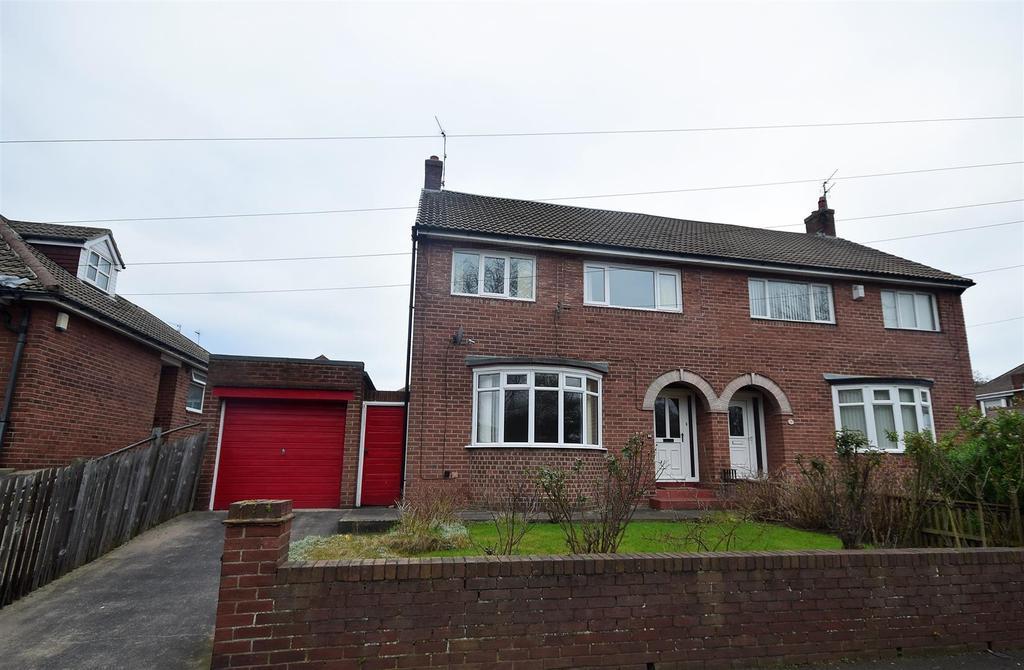 3 Bedrooms Semi Detached House for sale in Barnes Park Road, Barnes, Sunderland