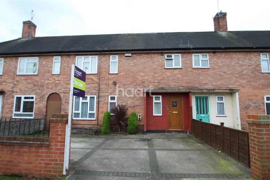 3 Bedrooms Terraced House for sale in Ainsley Road, Nottingham