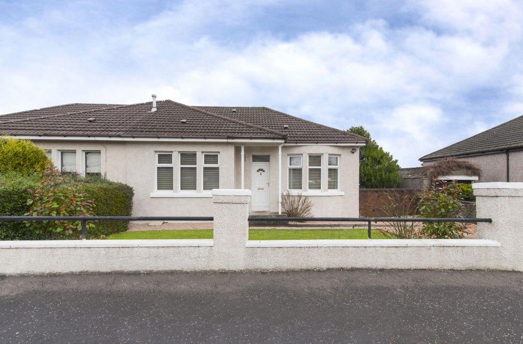 2 Bedrooms Semi Detached Bungalow for sale in 117 Calderwood Road, Rutherglen, Glasgow, G73 3PH