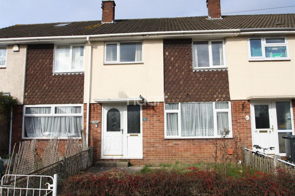 2 Bedrooms Terraced House for sale in Teewell Avenue