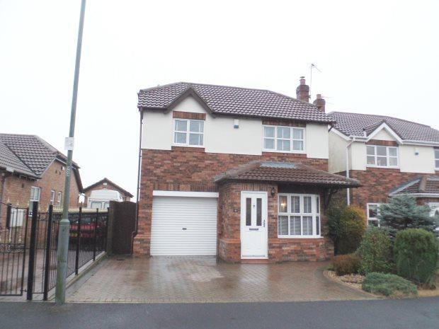 3 Bedrooms Detached House for sale in STEWART DRIVE, WINGATE, PETERLEE AREA VILLAGES