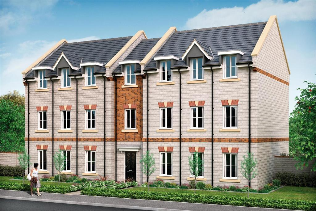 2 Bedrooms Apartment Flat for sale in Flat 1, Number 2 Edward Drive, Montgomerie Gardens,, Clitheroe