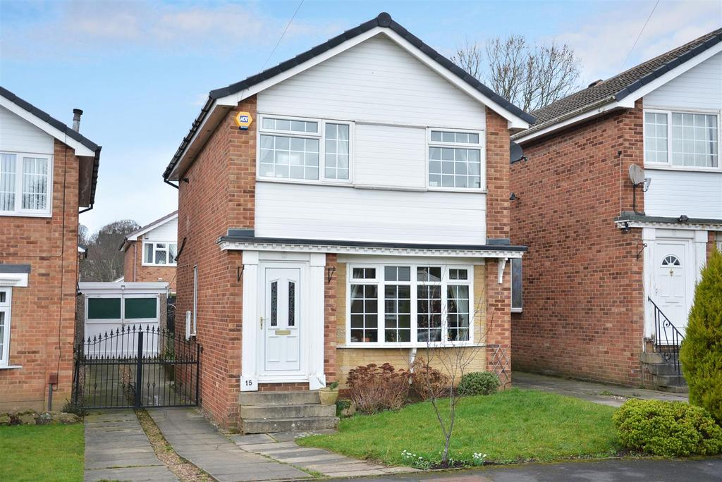 3 Bedrooms Detached House for sale in Illingworth Close, Yeadon, Leeds