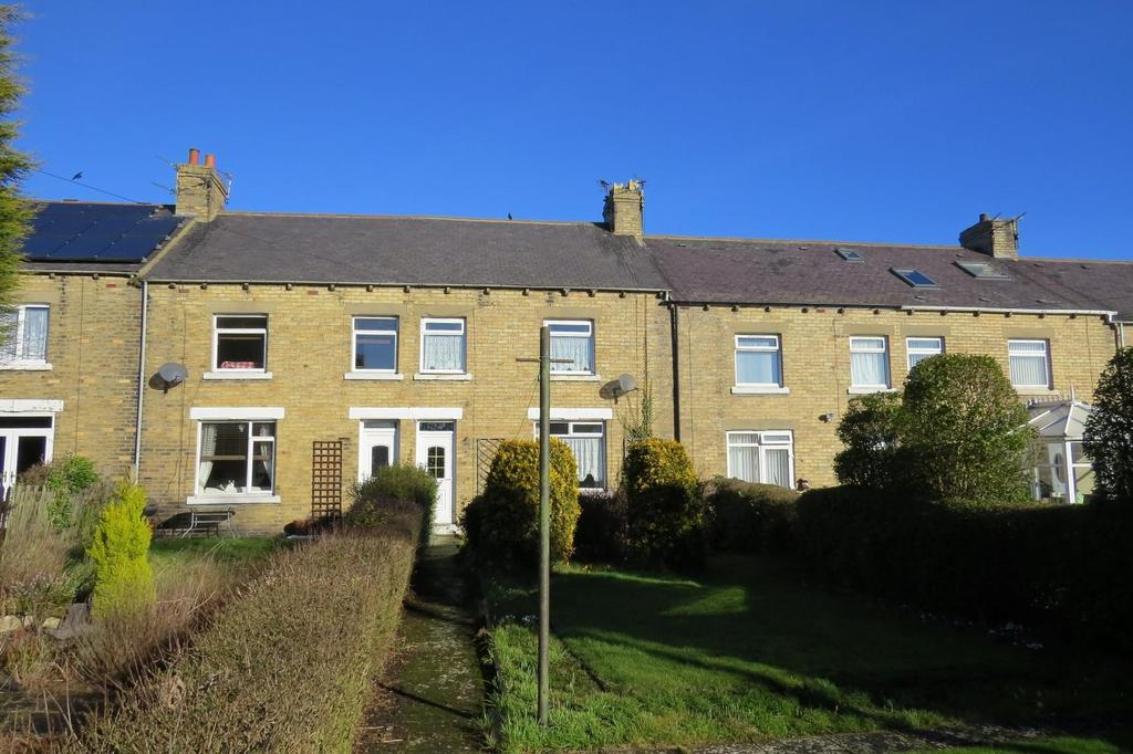 2 Bedrooms Terraced House for sale in Second Row, Linton Colliery, Linton