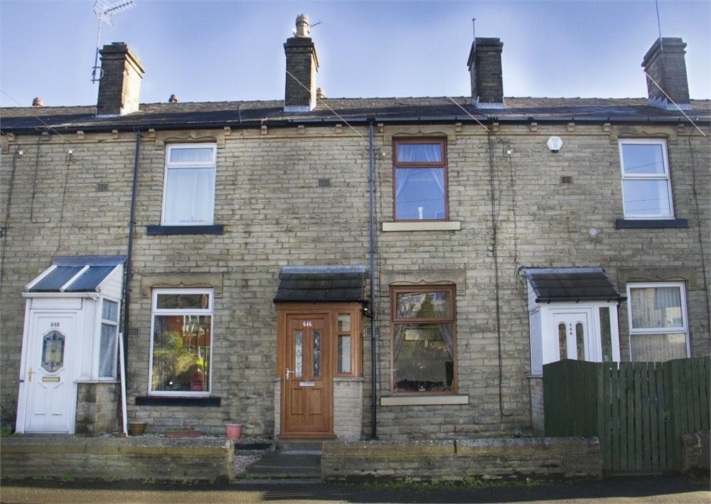 2 Bedrooms Terraced House for sale in Bradford Road, Oakenshaw, West Yorkshire