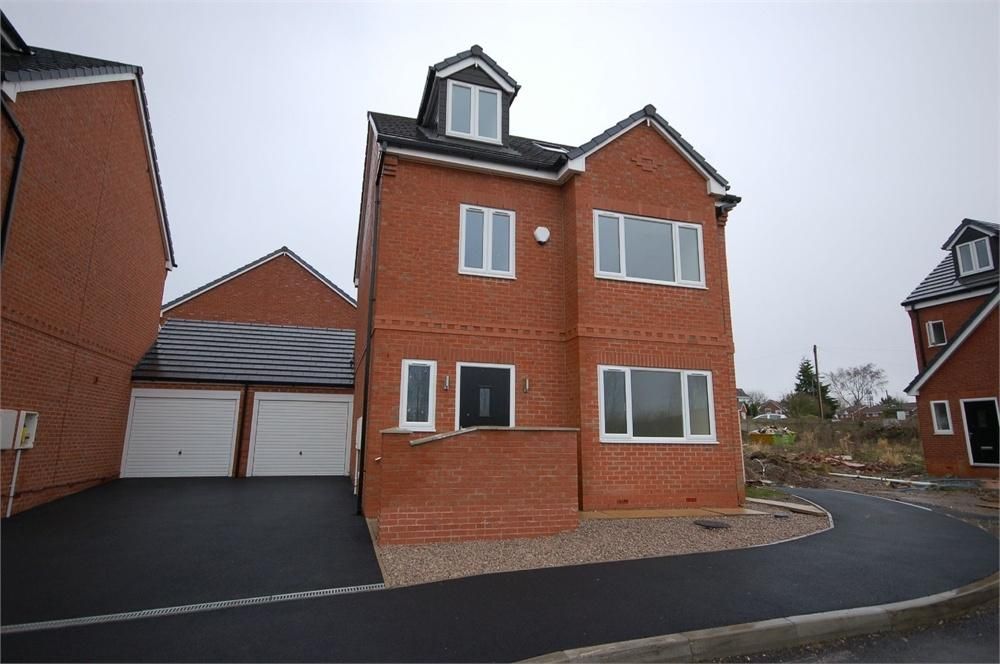 4 Bedrooms Detached House for sale in Brompton Close, Lea Green, ST HELENS, Merseyside