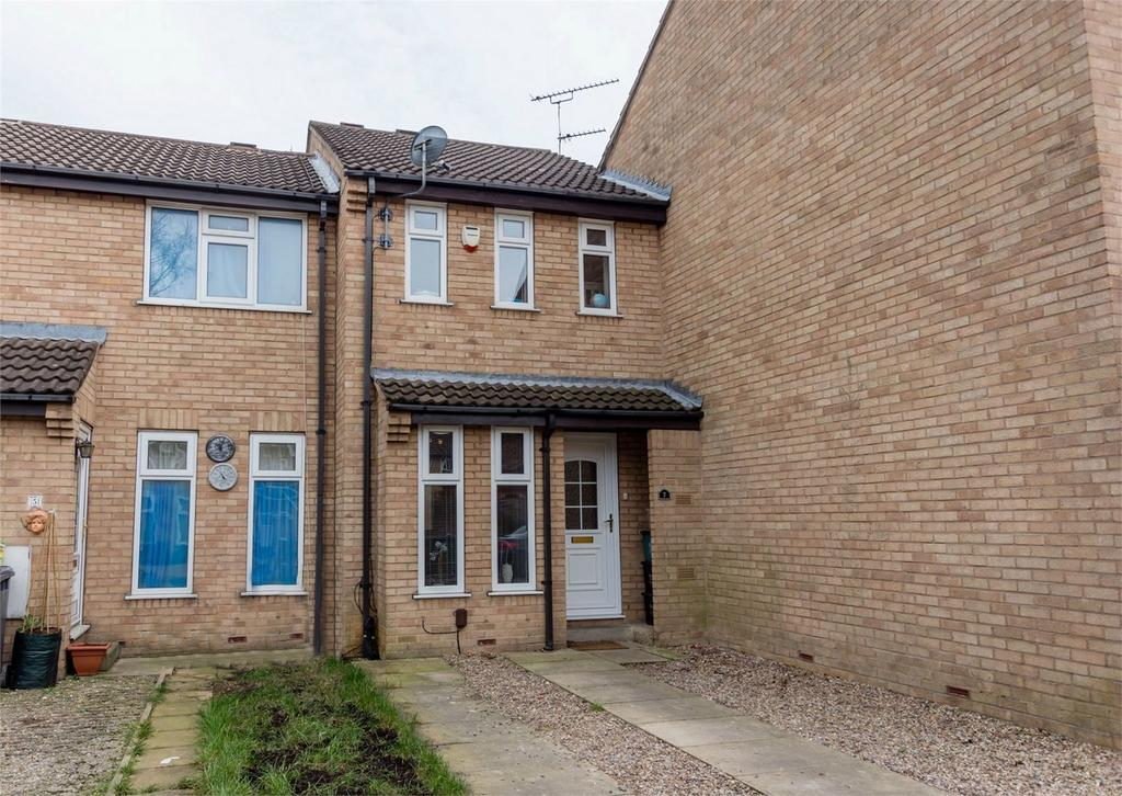 2 Bedrooms Terraced House for sale in Eaton Court, YORK