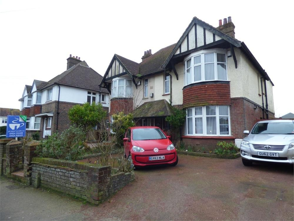 4 Bedrooms Semi Detached House for sale in Magdalen Road, Bexhill-On-Sea