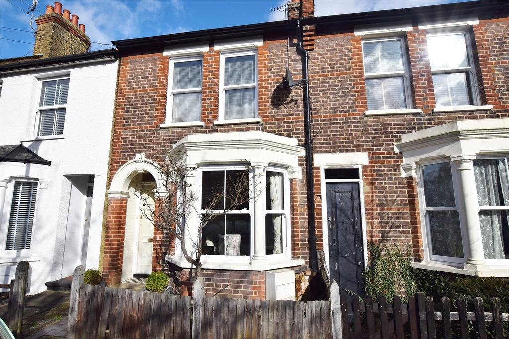 3 Bedrooms Semi Detached House for sale in King Edward Road, Watford, Hertfordshire, WD19