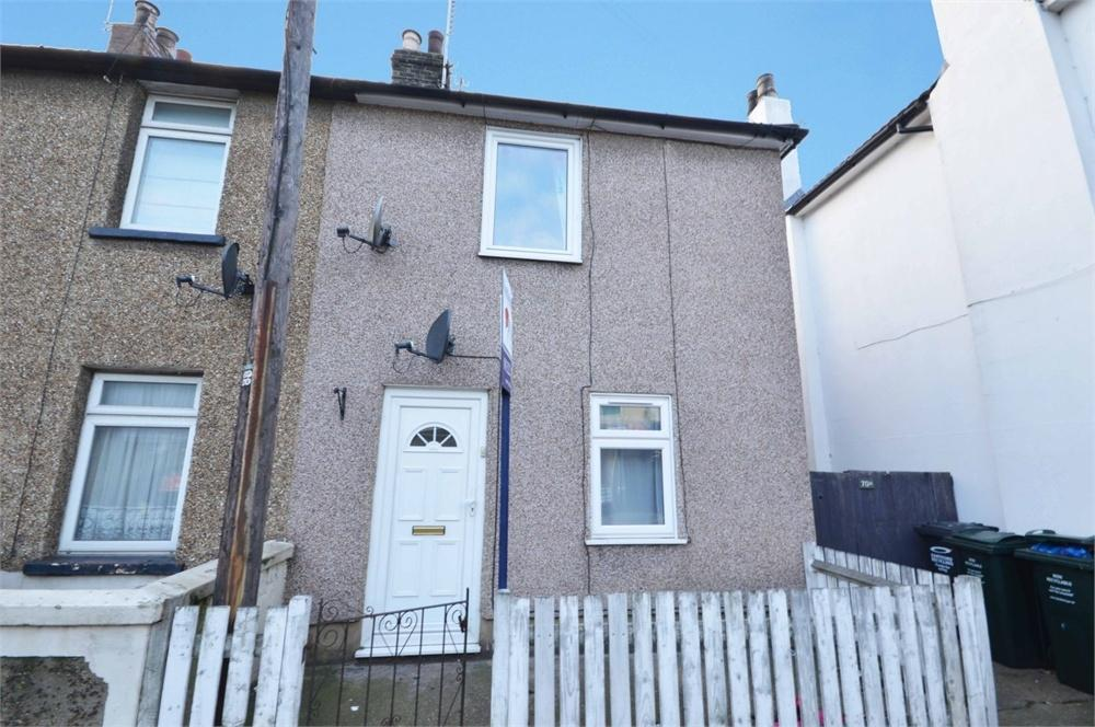 1 Bedroom End Of Terrace House for sale in High Street, Swanscombe
