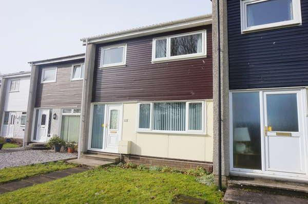 3 Bedrooms Terraced House for sale in 87 Colonsay, East Kilbride, Glasgow, G74 2HG