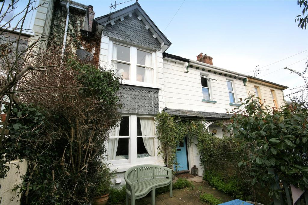 3 Bedrooms Terraced House for sale in Ford Valley, Dartmouth, TQ6