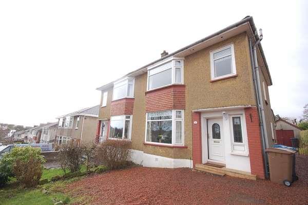 3 Bedrooms Semi-detached Villa House for sale in 29 Mansefield Road, Clarkston, Glasgow, G76 7DN